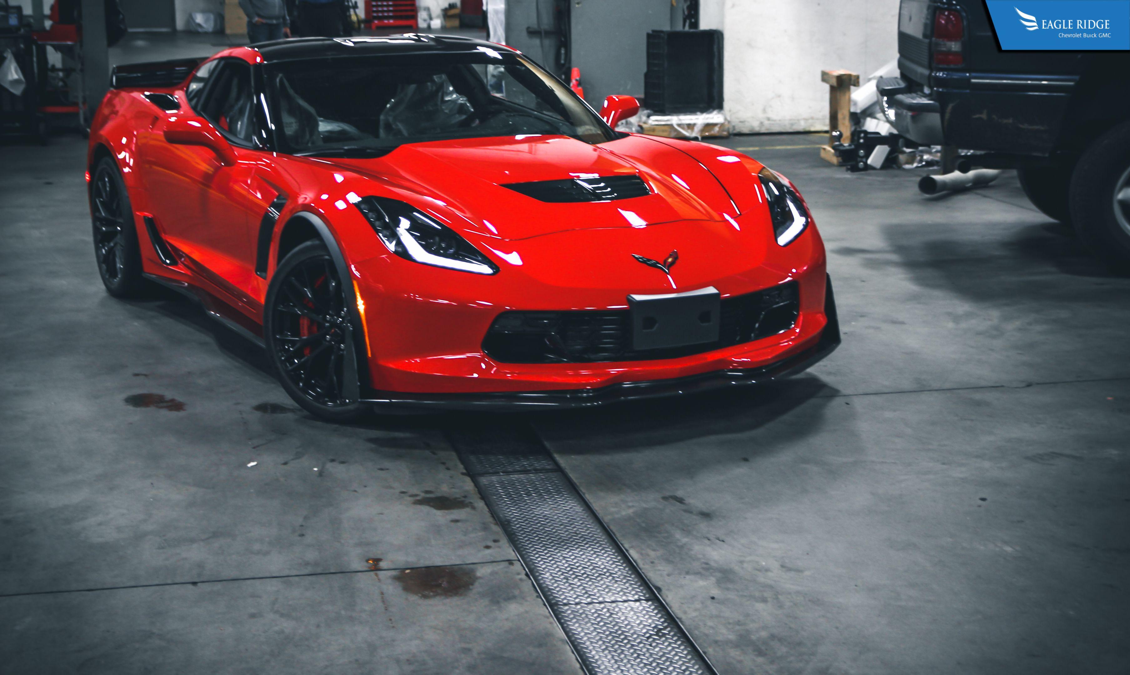 wallpaper corvette