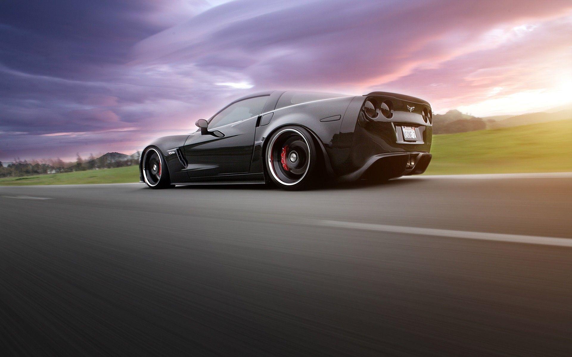 corvette backgrounds
