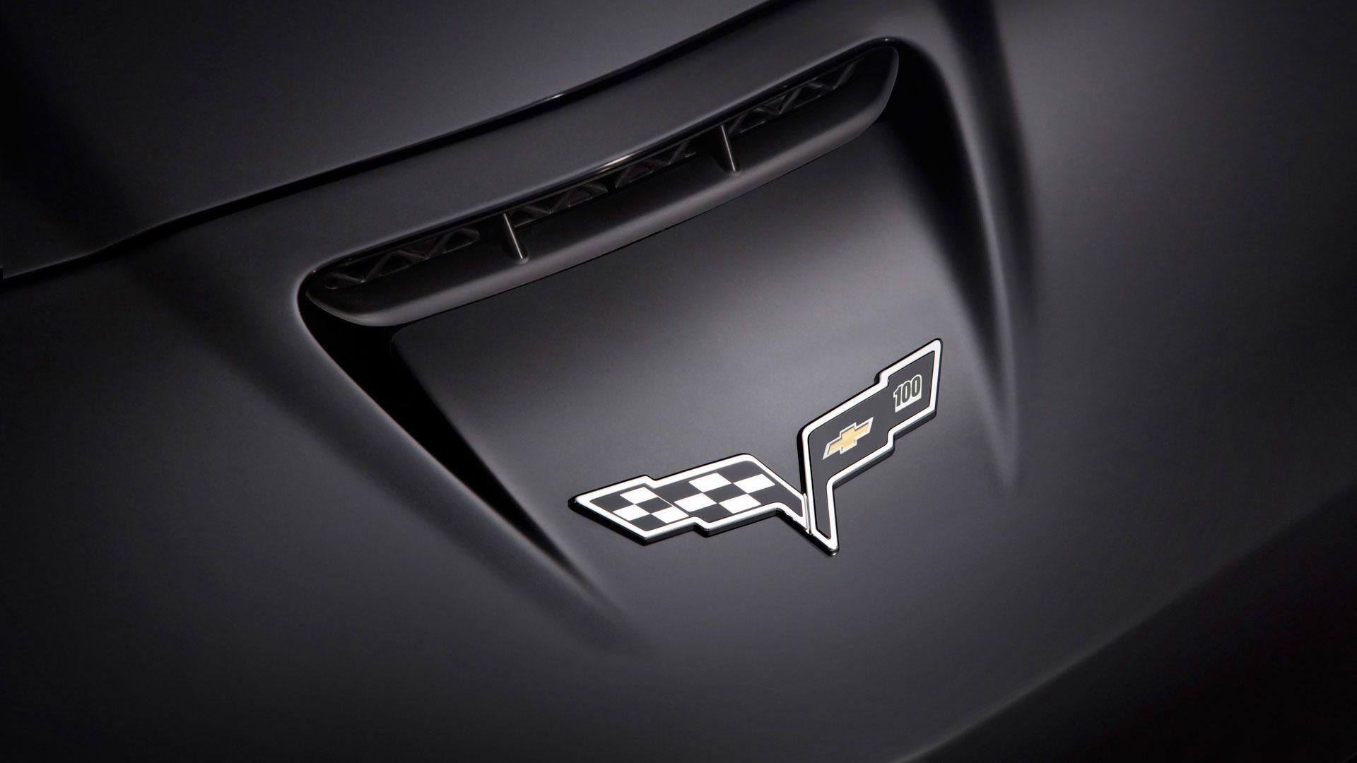corvette screensaver