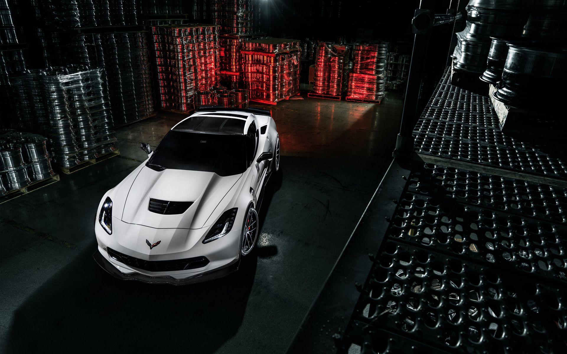 cool corvette pictures