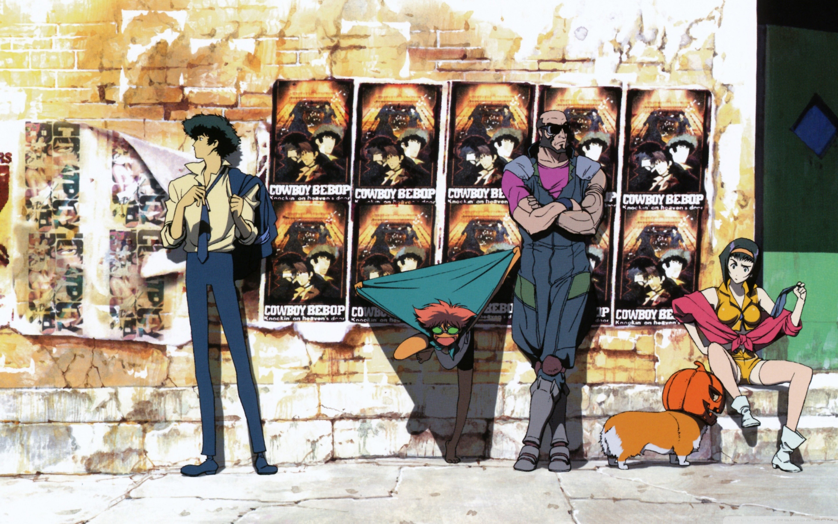 cowboy bebop wallpaper laptop