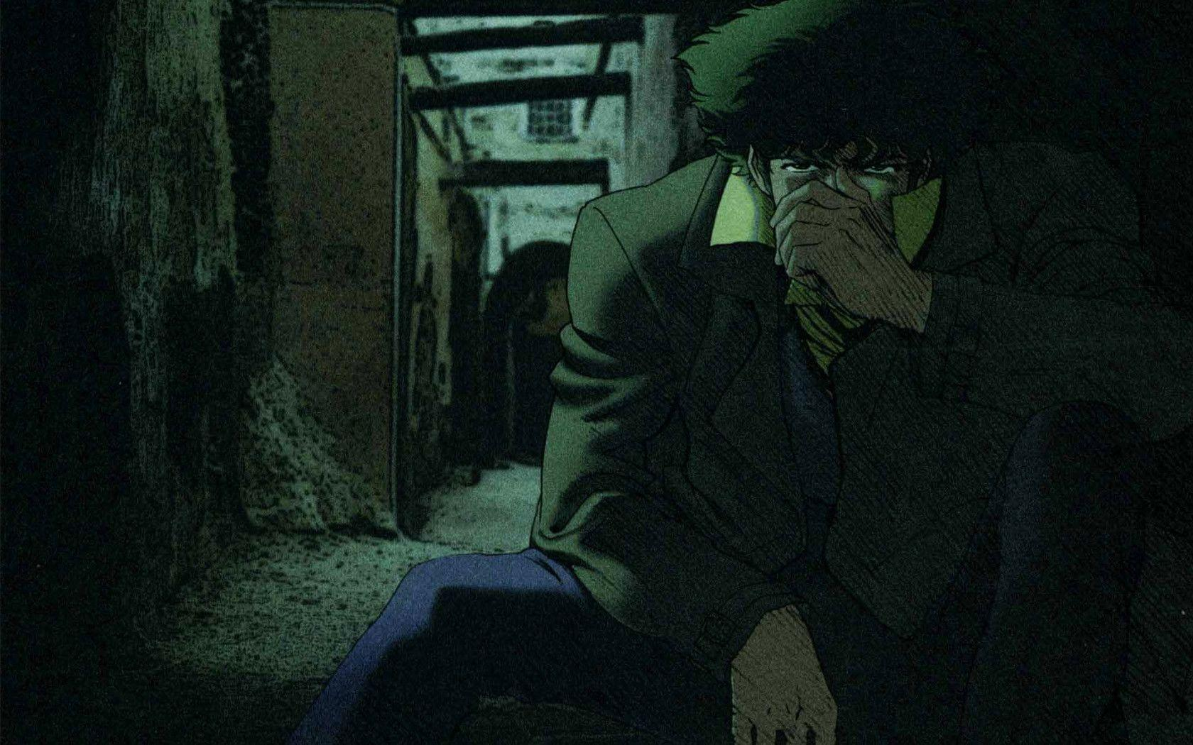 cowboy bebop dual monitor wallpaper