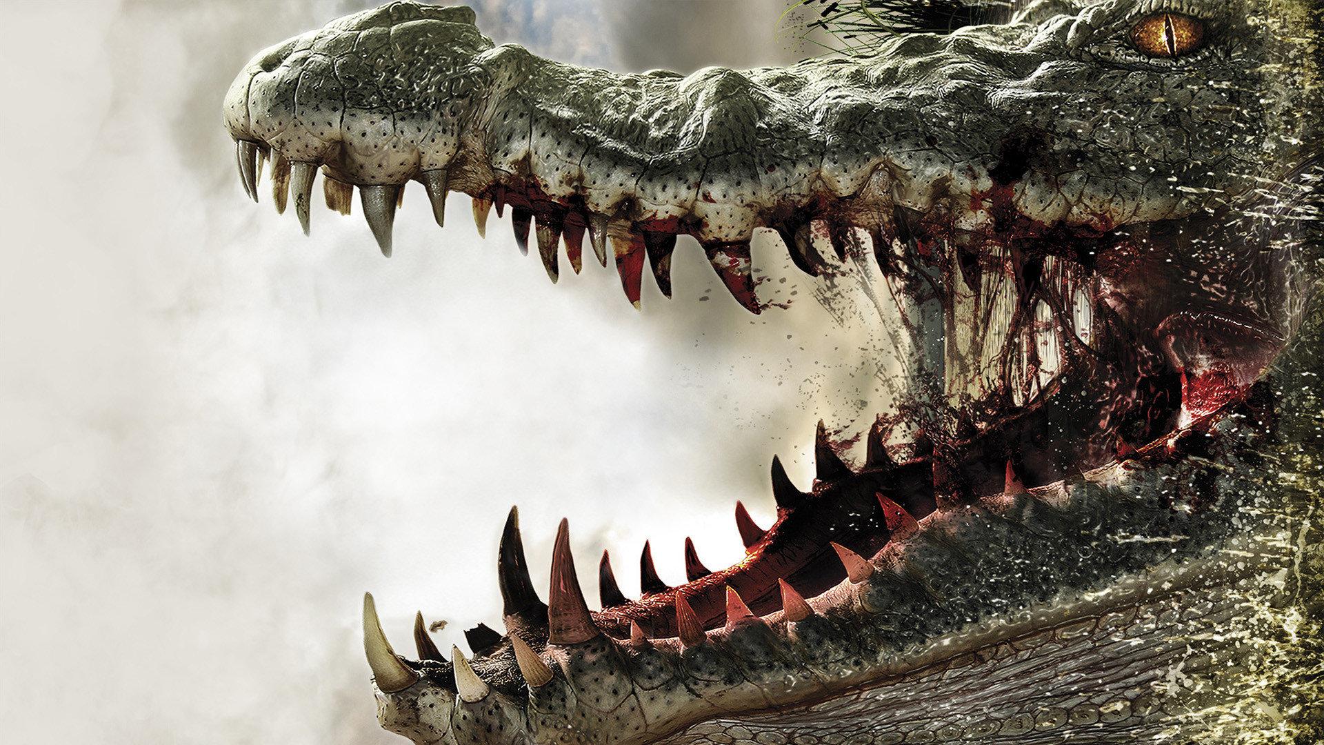 photos of crocodile