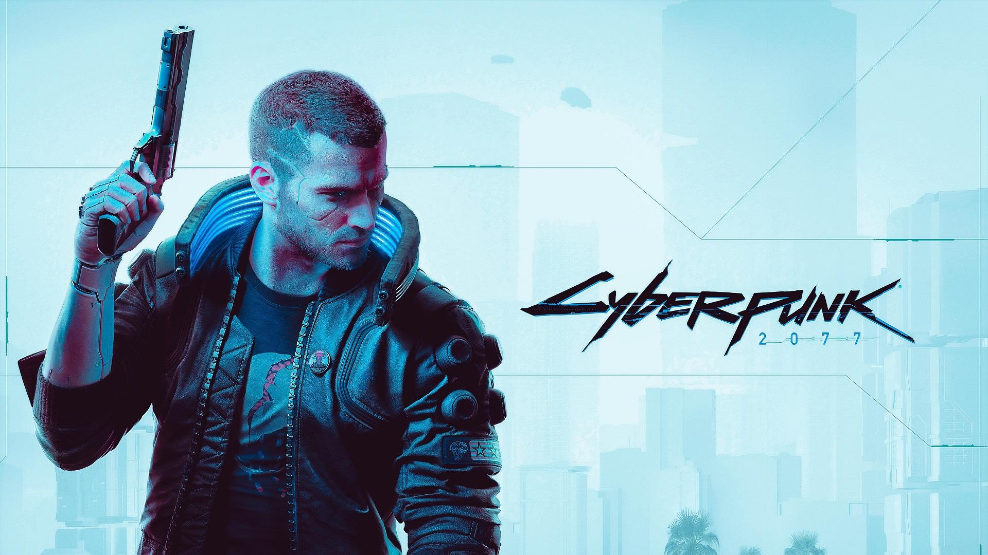 cyberpunk desktop background