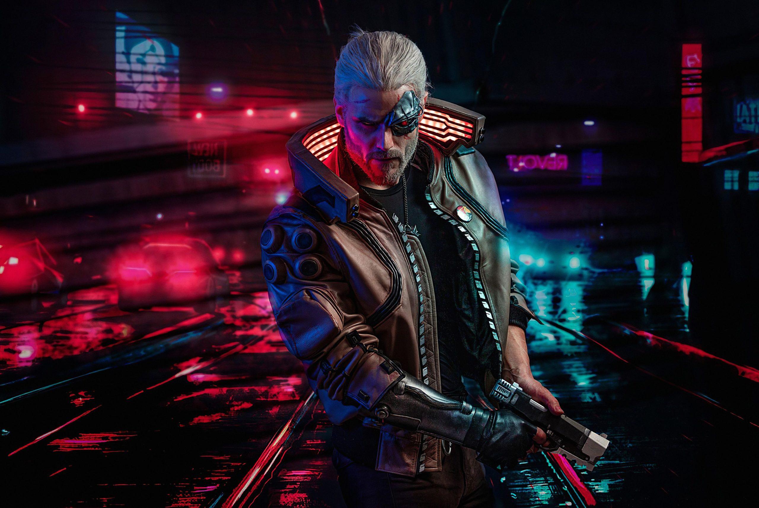 cyberpunk photos hd
