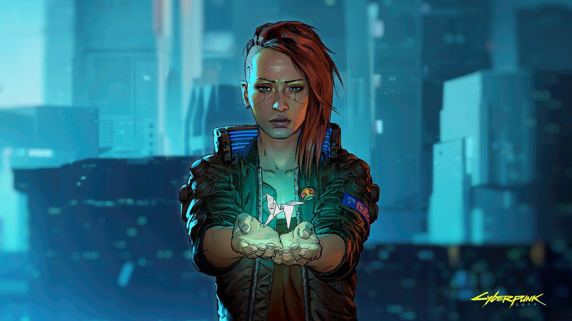 cyberpunk aesthetic wallpaper