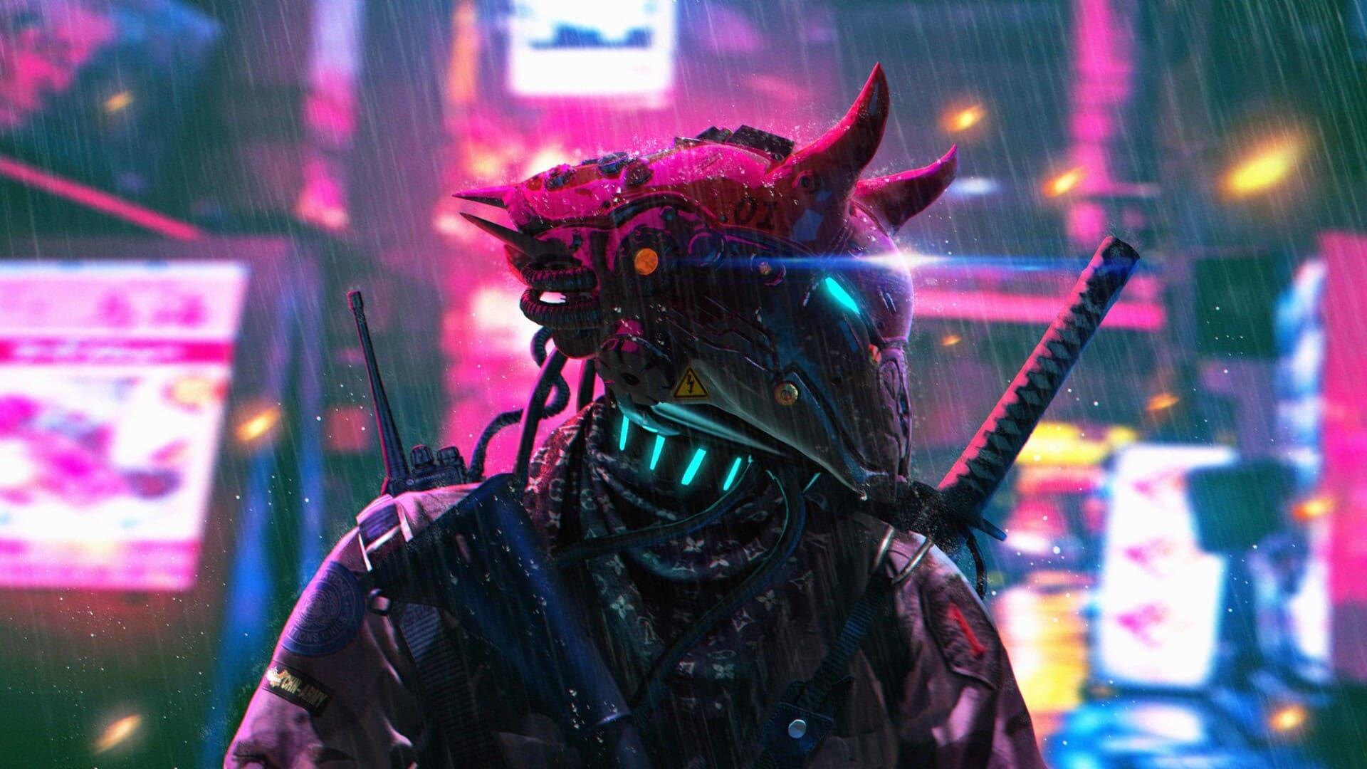 cyberpunk profile picture