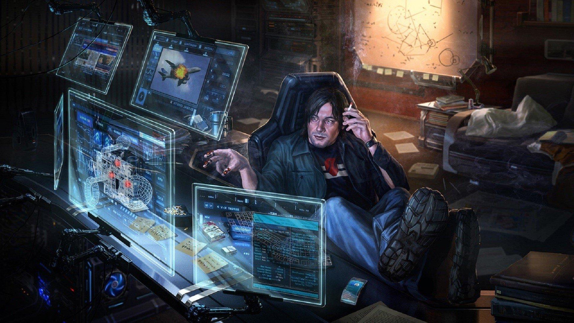 cyberpunk 1080p wallpaper