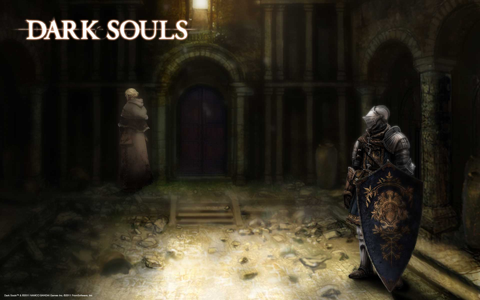dark souls 3 hd wallpaper, dark souls boss wallpaper