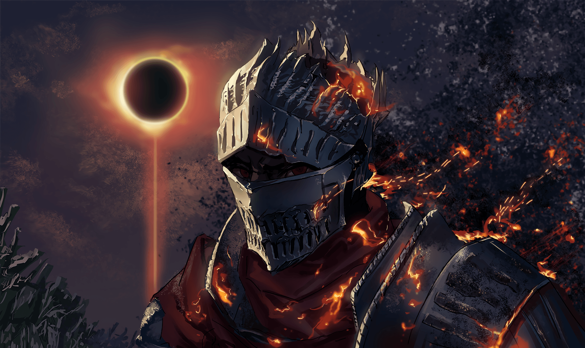 dark souls 3 boss wallpaper, dark souls 3 wallpaper engine