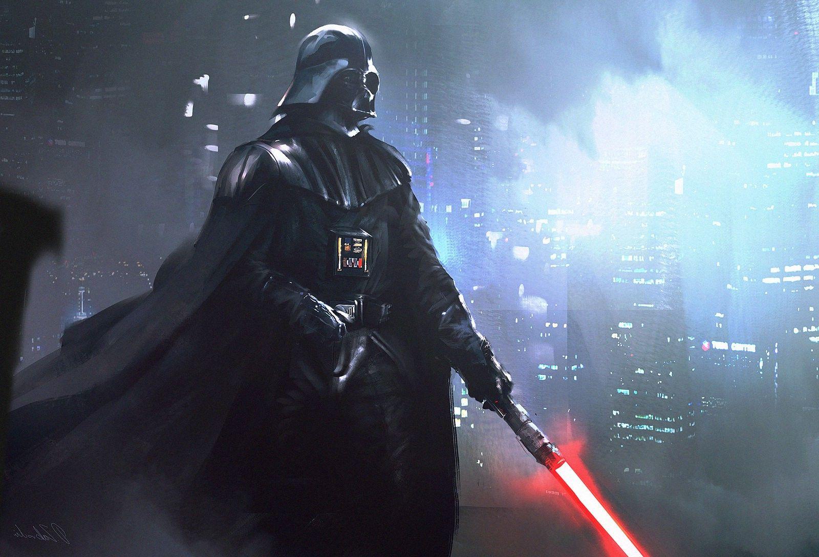 darth vader badass wallpaper
