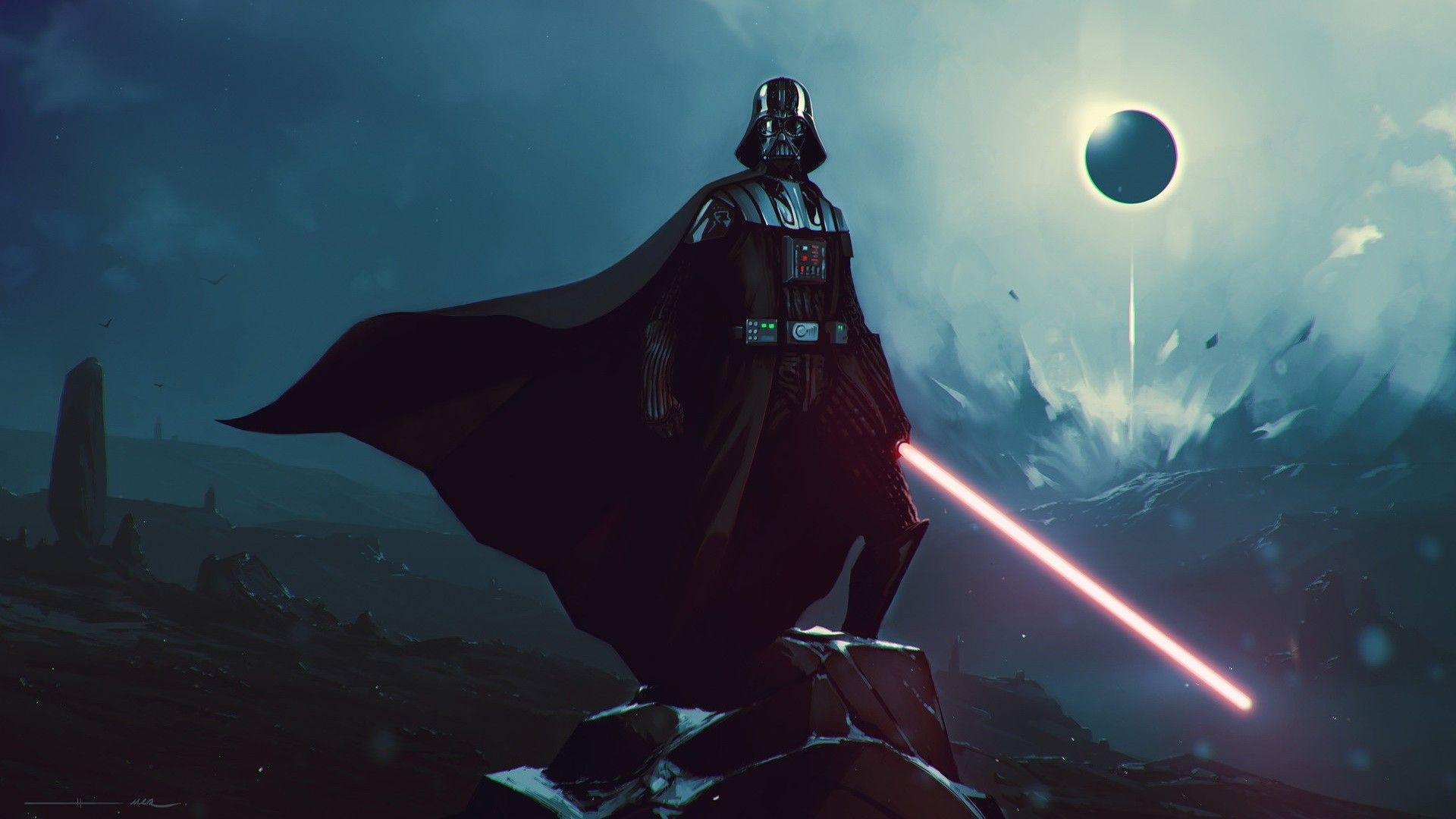 darth vader wallpaper for android