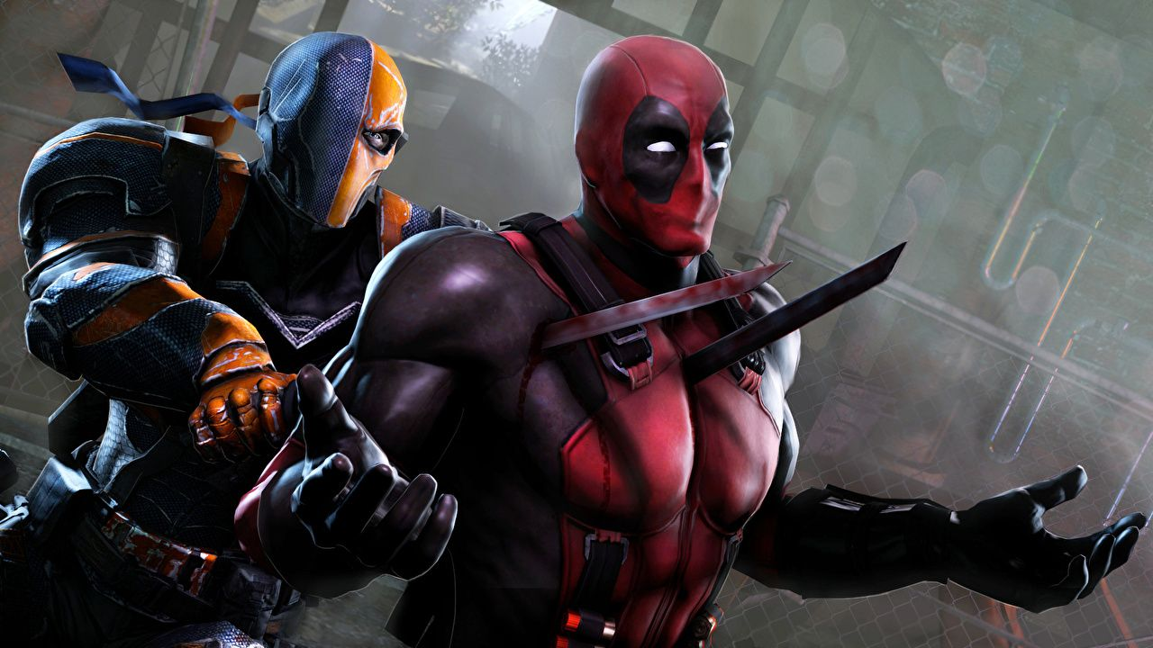 best deadpool pictures