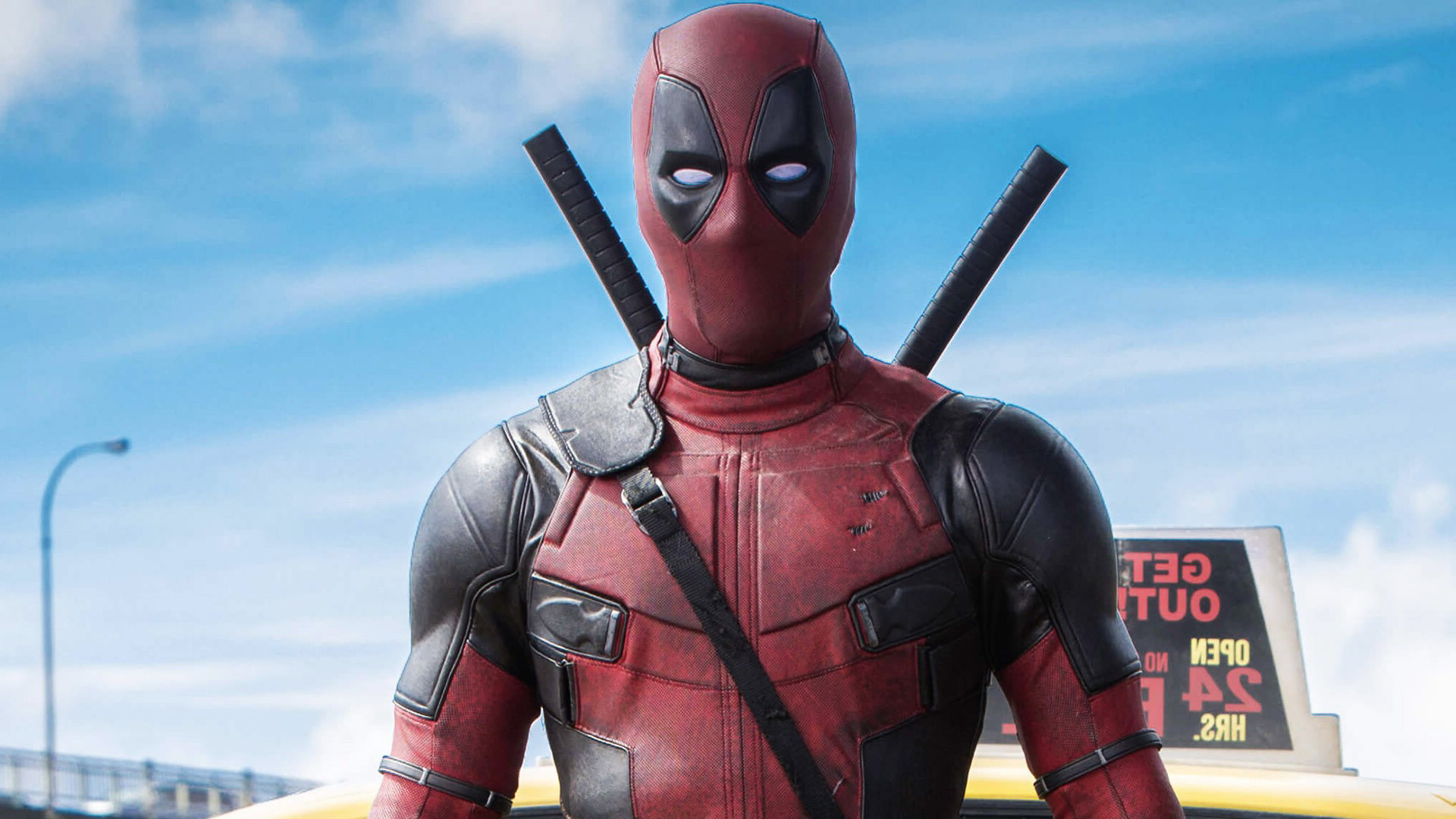 deadpool 2 hd wallpaper