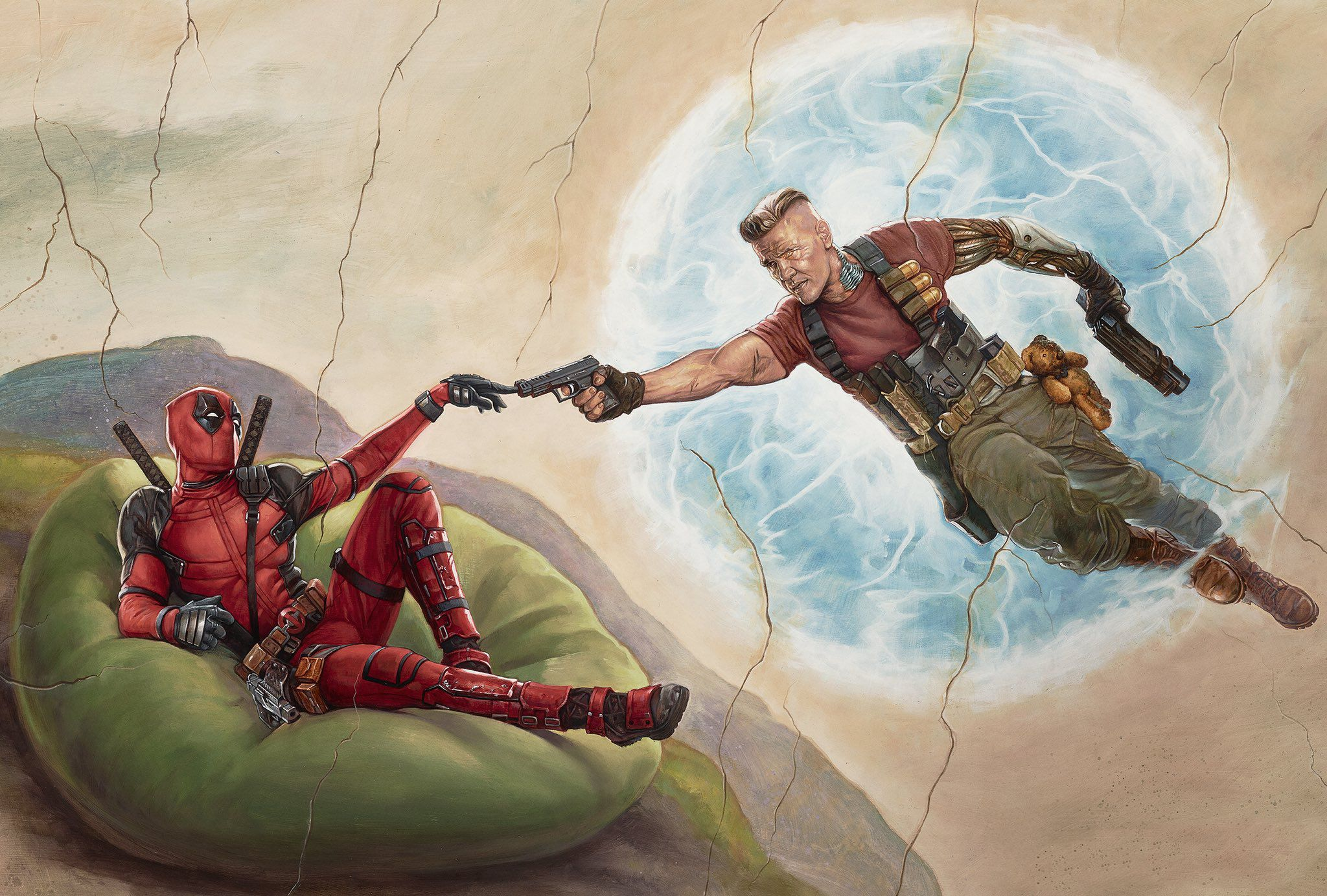 deadpool 2 for free