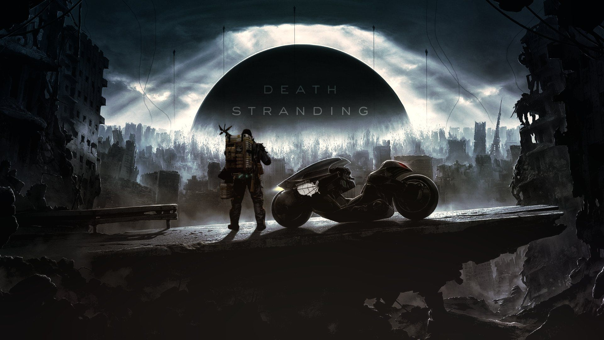 death stranding platform