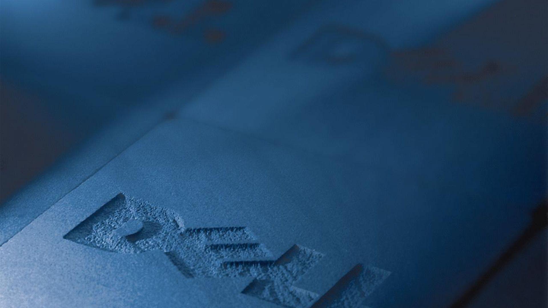 blue dell wallpaper