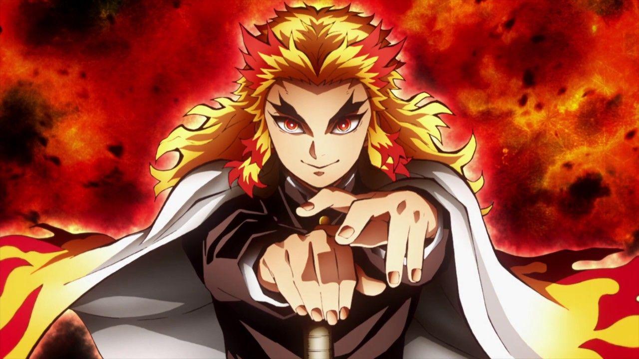 demon slayer blonde