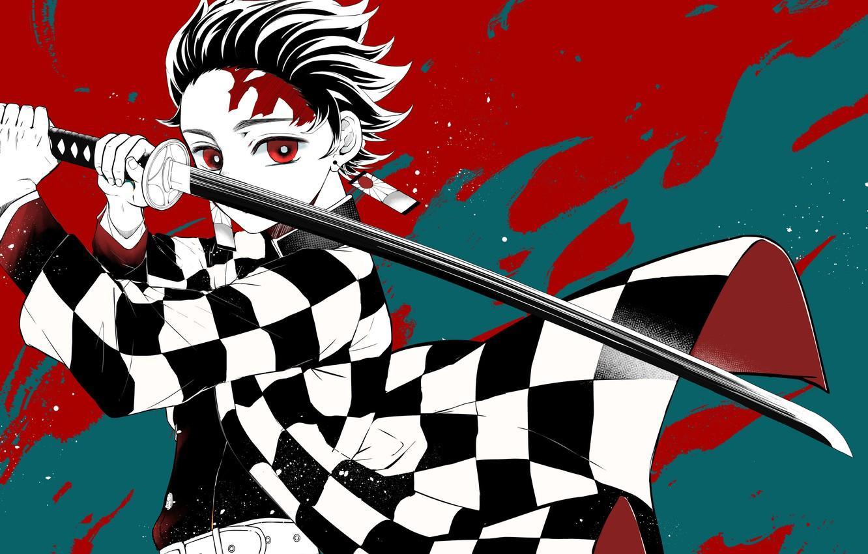 demon slayer tanjiro wallpaper 4k
