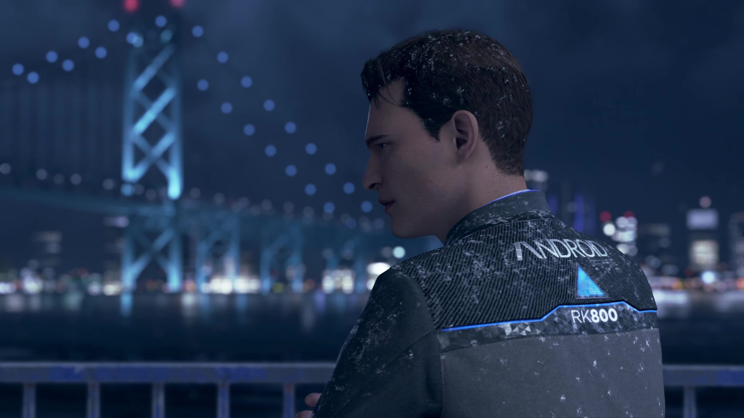 detroit become human hd wallpaper