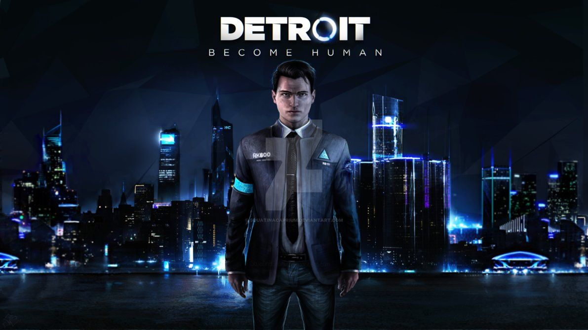 hd wallpaper detroit become human
