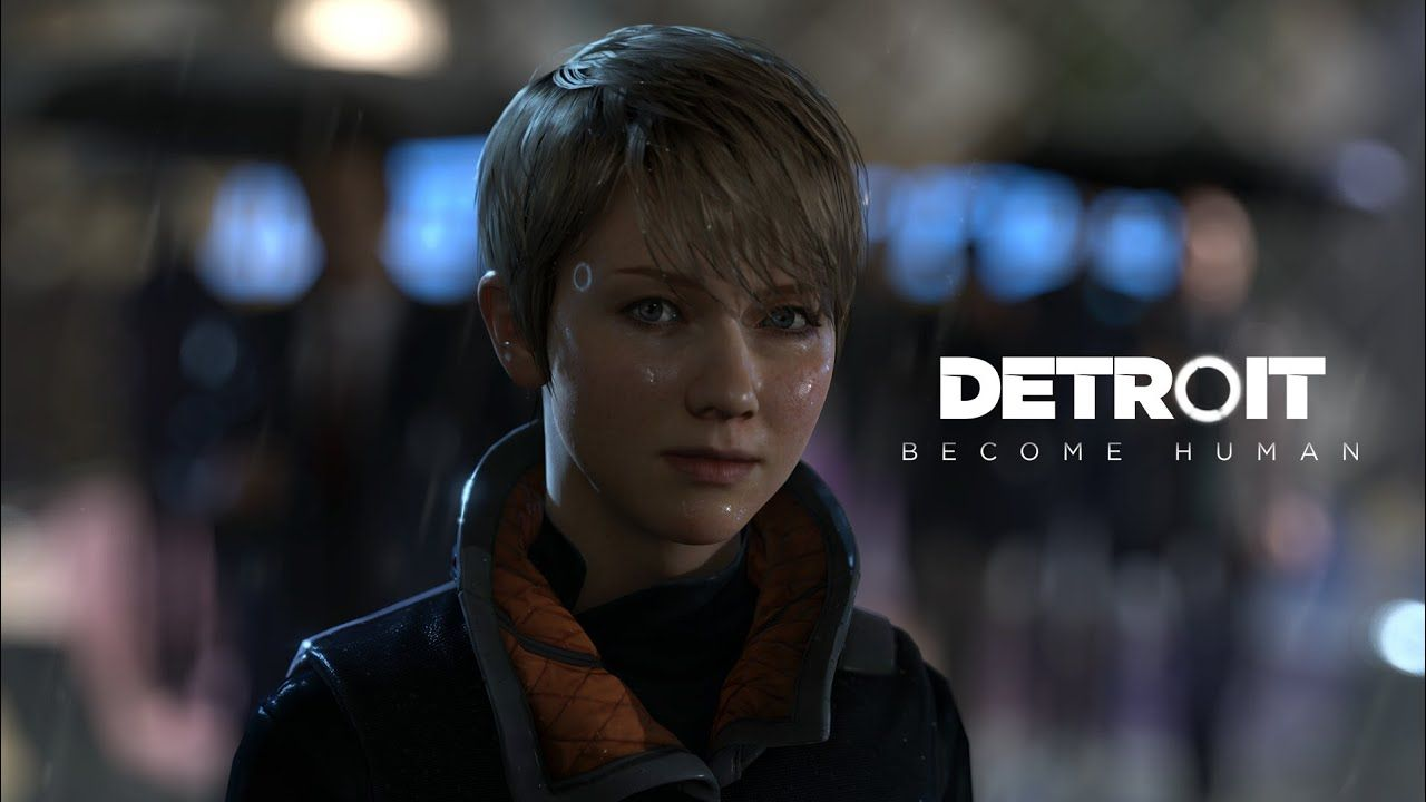 detroit become human kara wallpaper