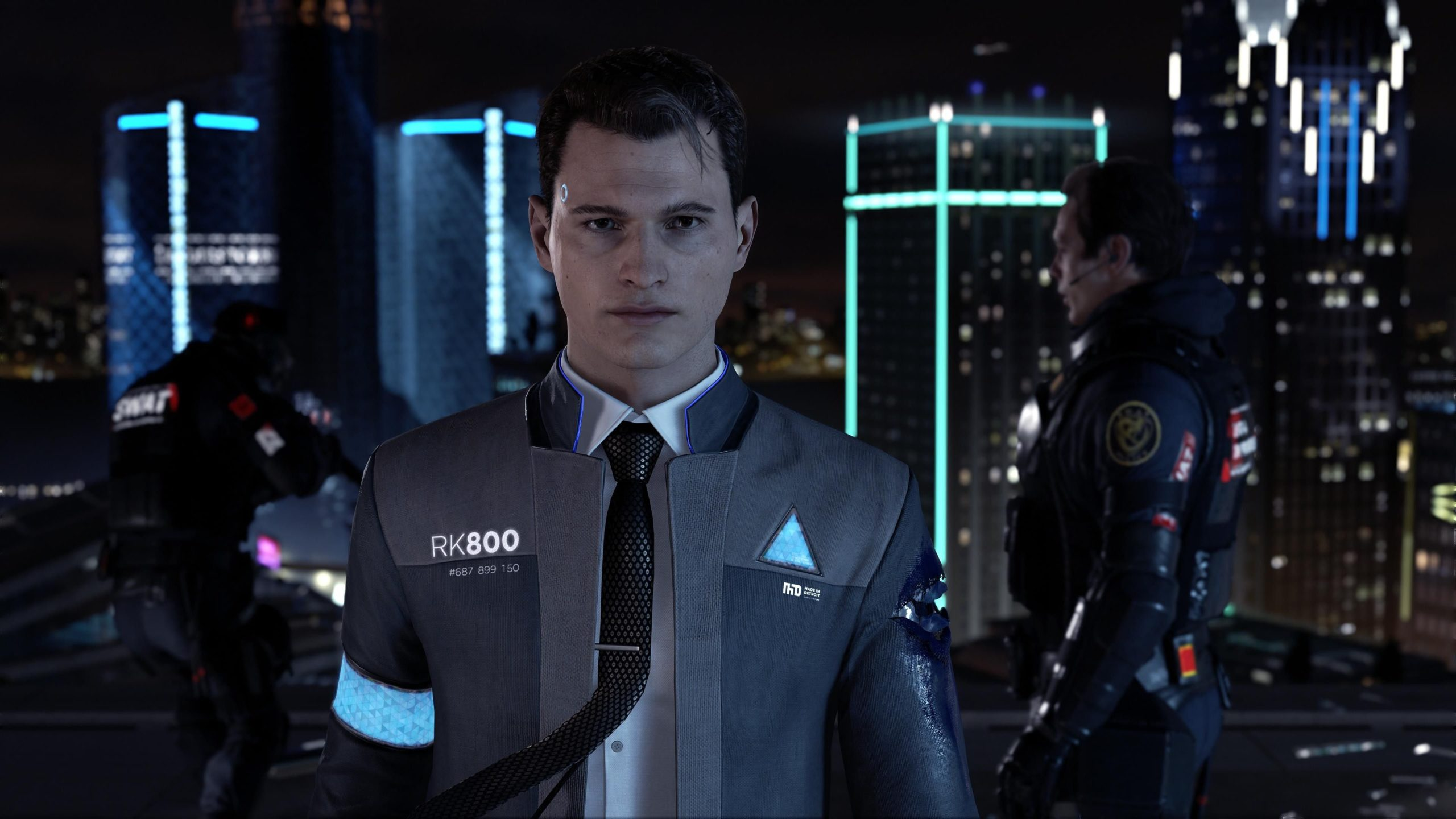 detroit become human backgrounds