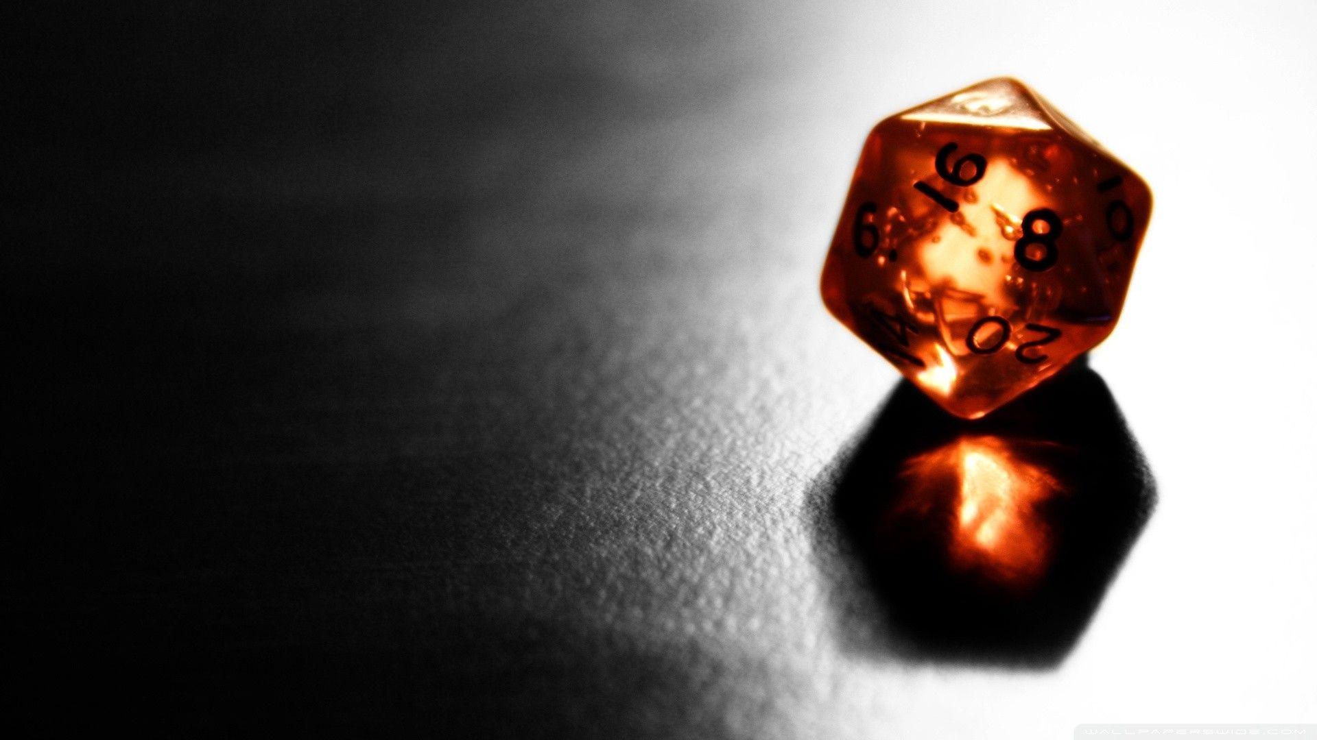 dice wallpaper in 4k