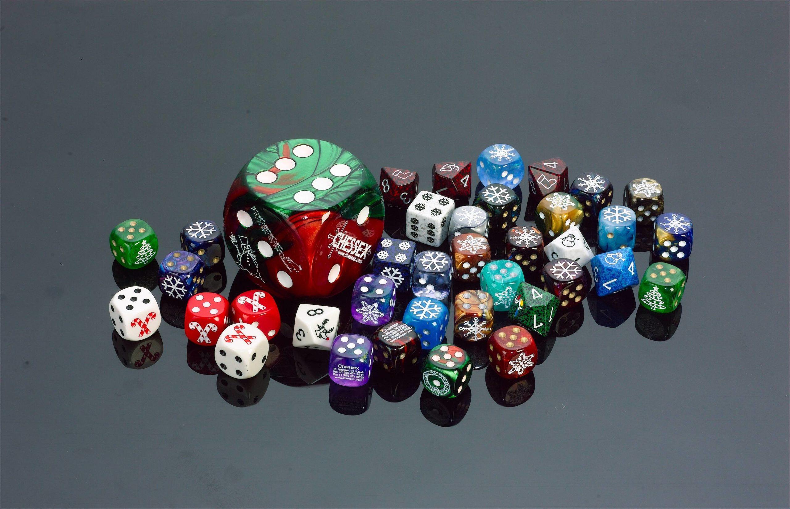 dice wallpaper 4k free download