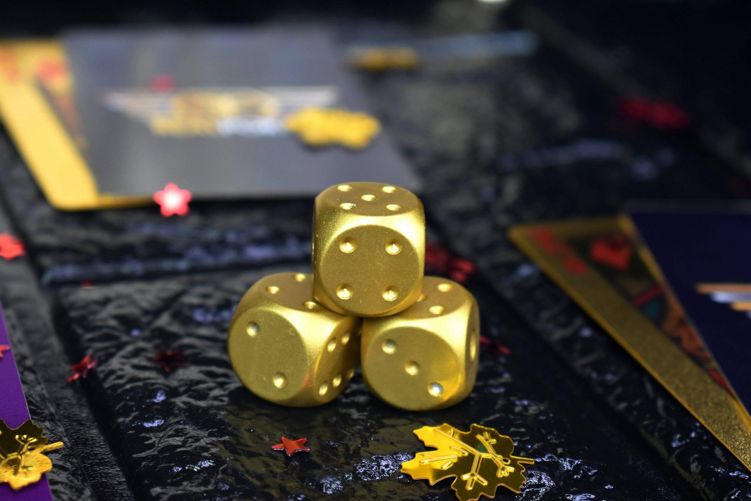 golden dice wallpapers hd