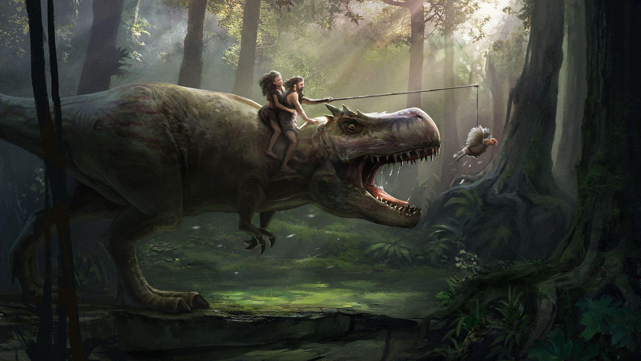dinasaur picture