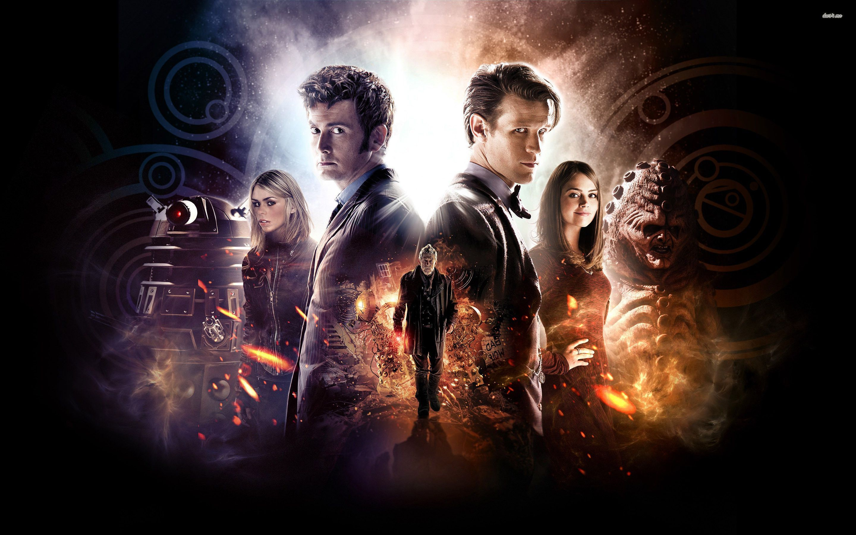 doctor who computer wallpaper