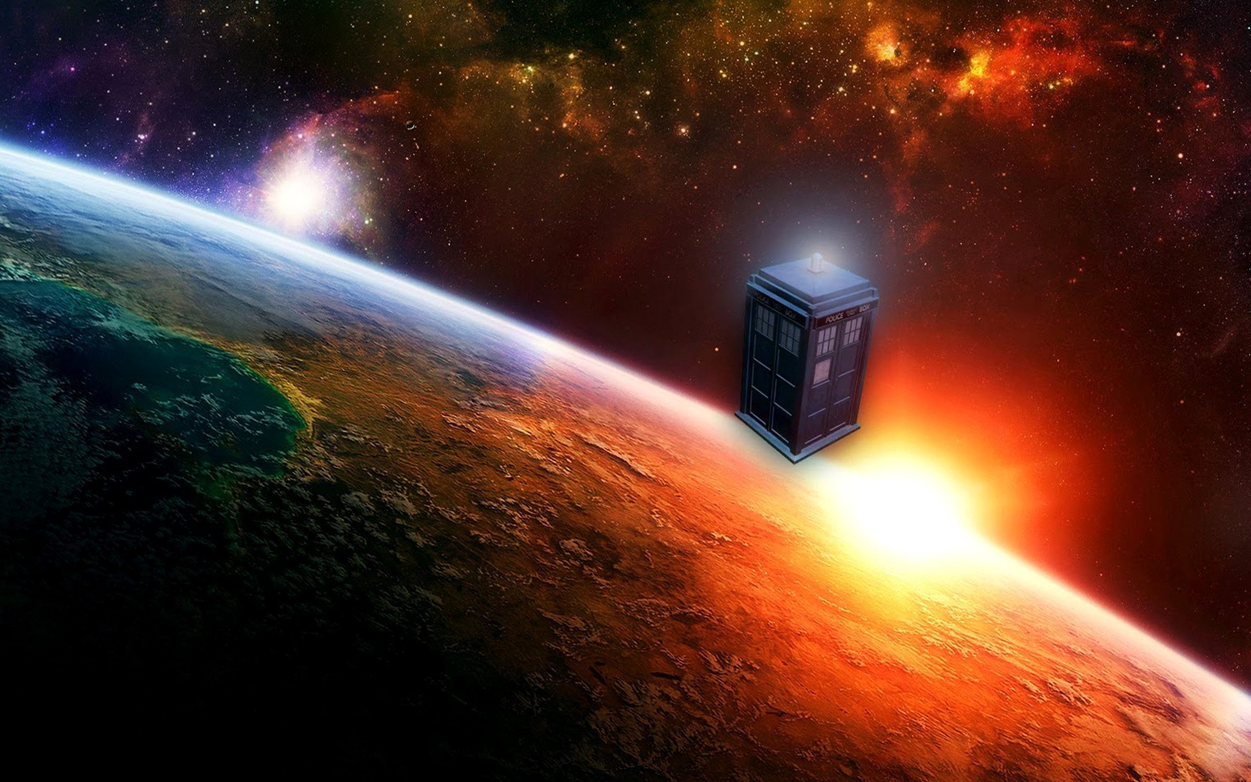 free doctor who wallpapers