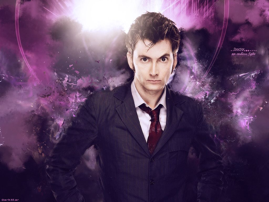 david tennant doctor who wallpaper
