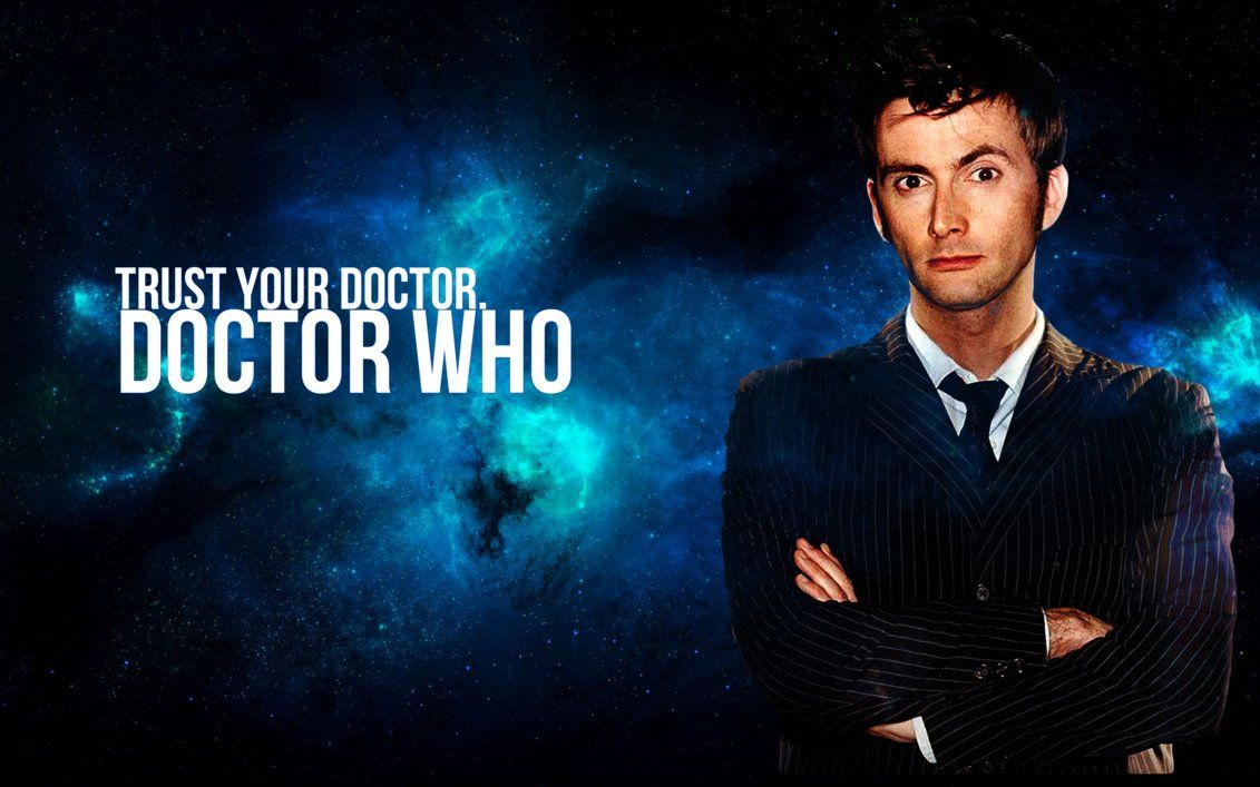 10th doctor wallpaper