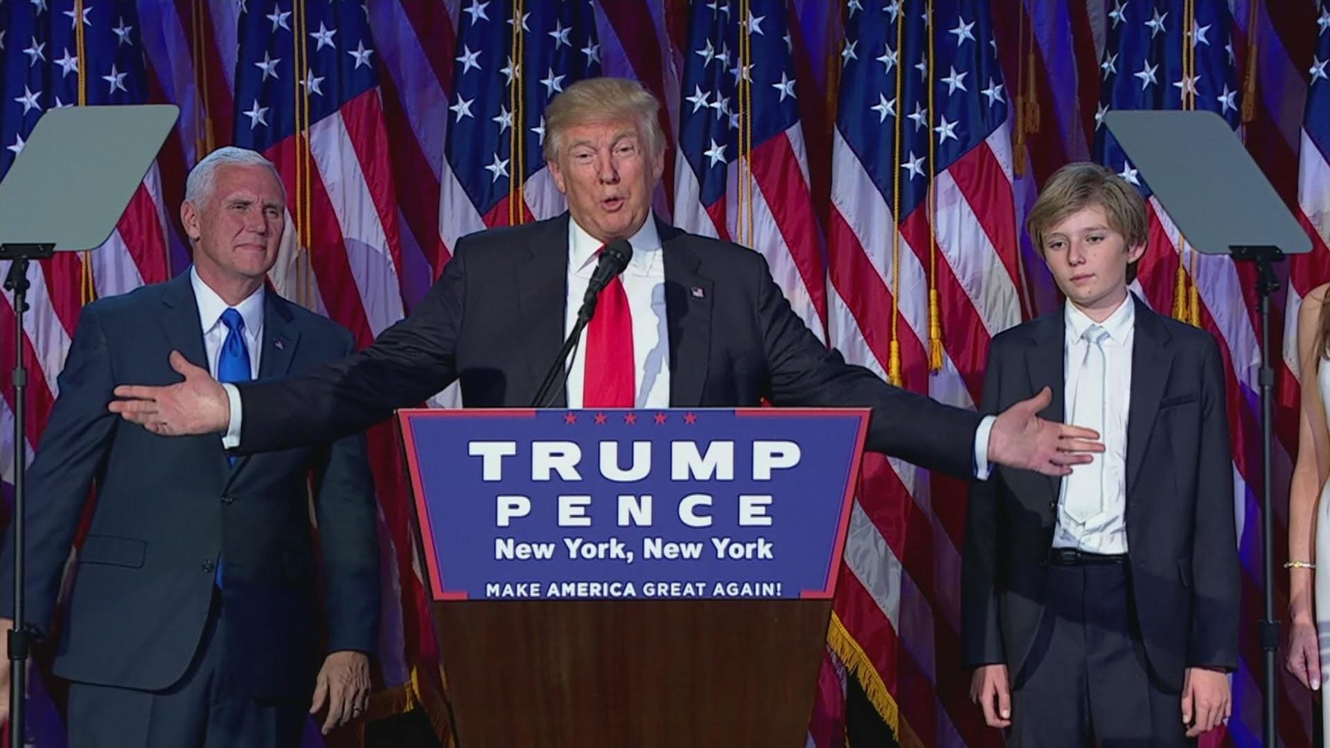 trump president wallpaper