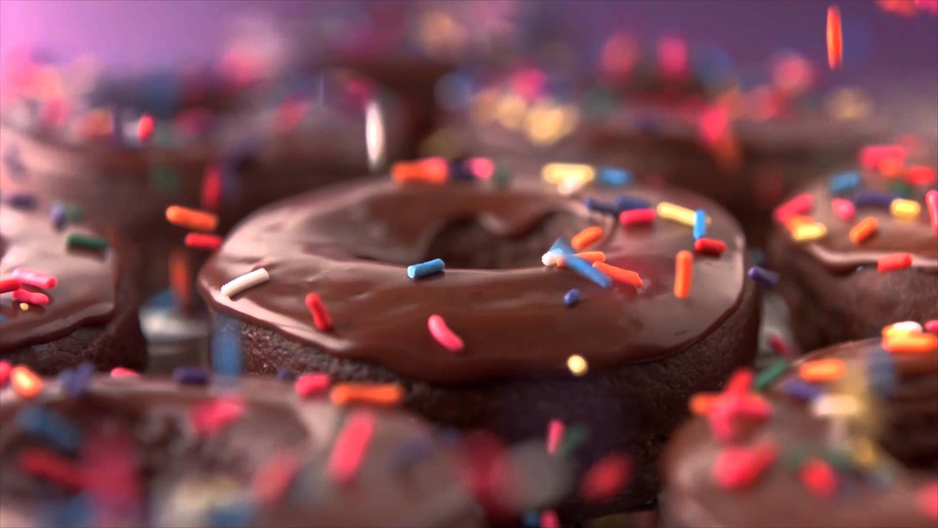 donut pictures 4k
