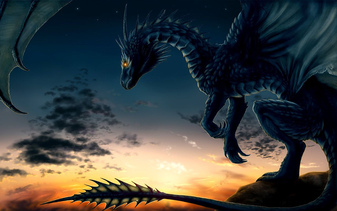 wallpapers dragon