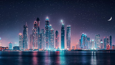 Dubai-Wallpaper