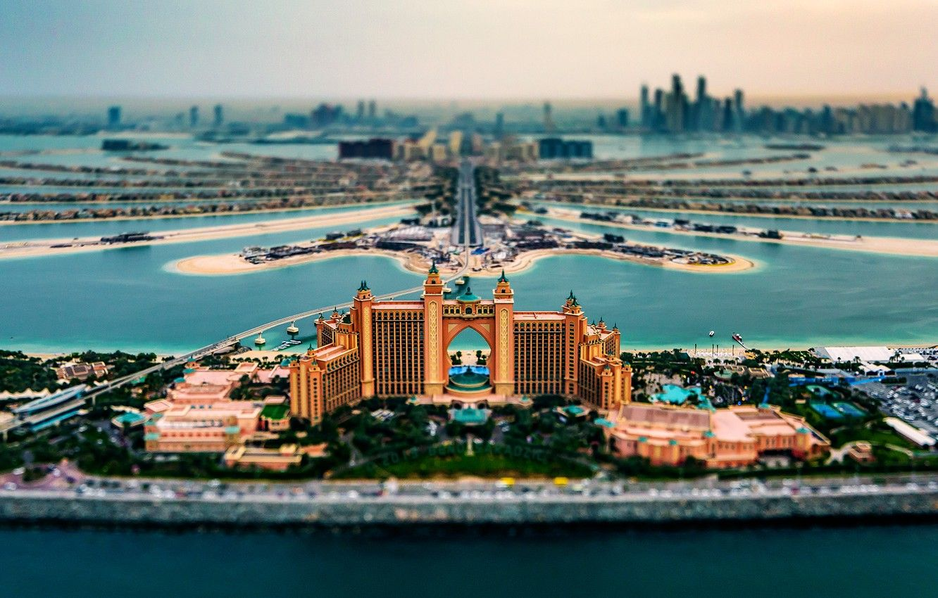 dubai wallpaper 4k