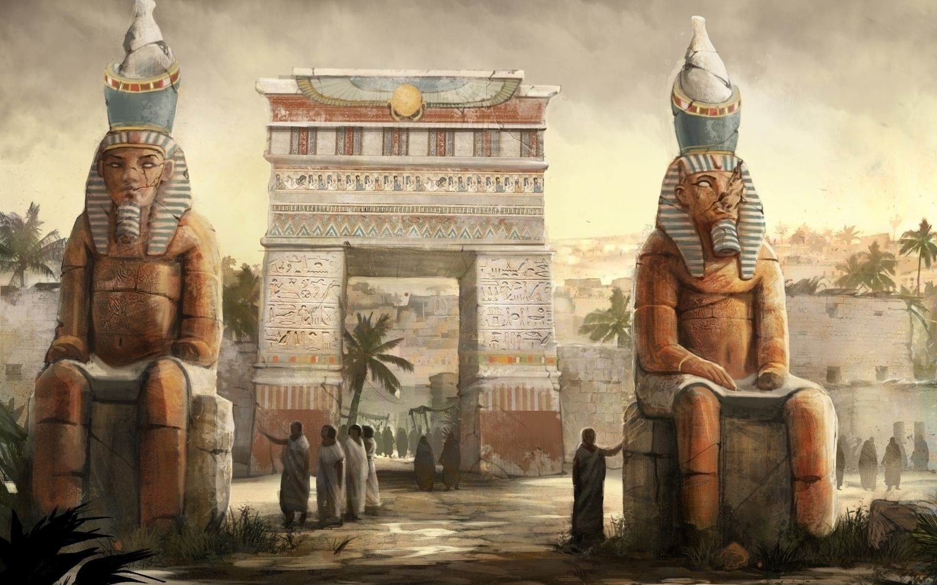 egyptian photography