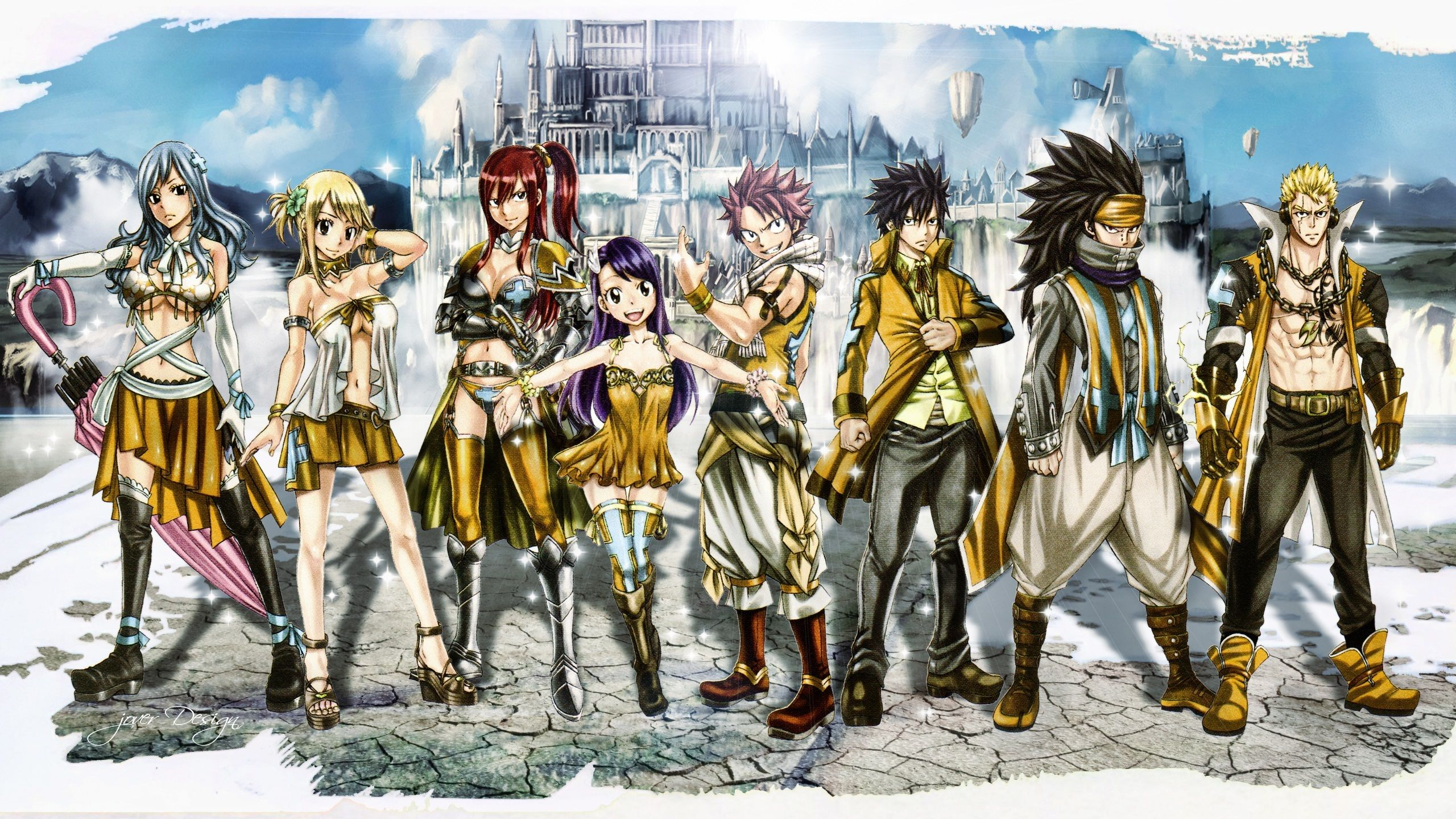 images of fairy tail