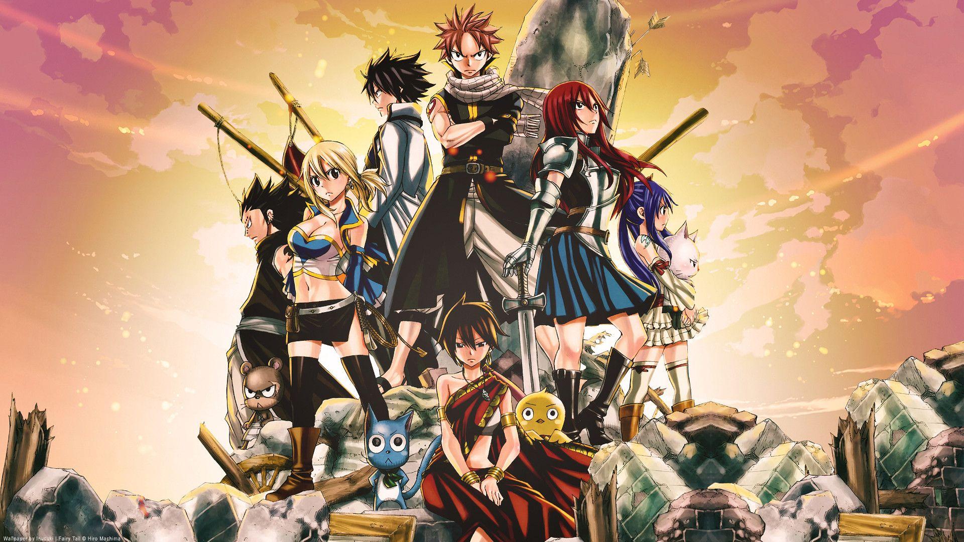 fairy tail manga free download