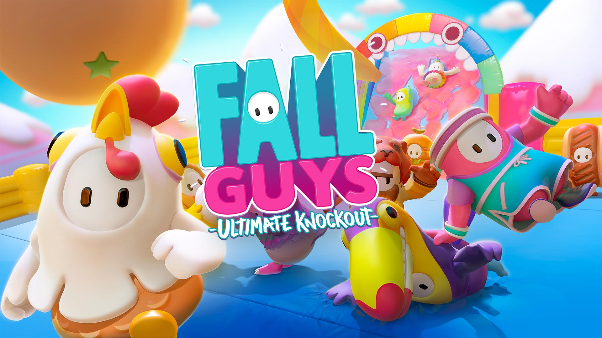 Fall Guys Ultimate Knockout Wallpaper