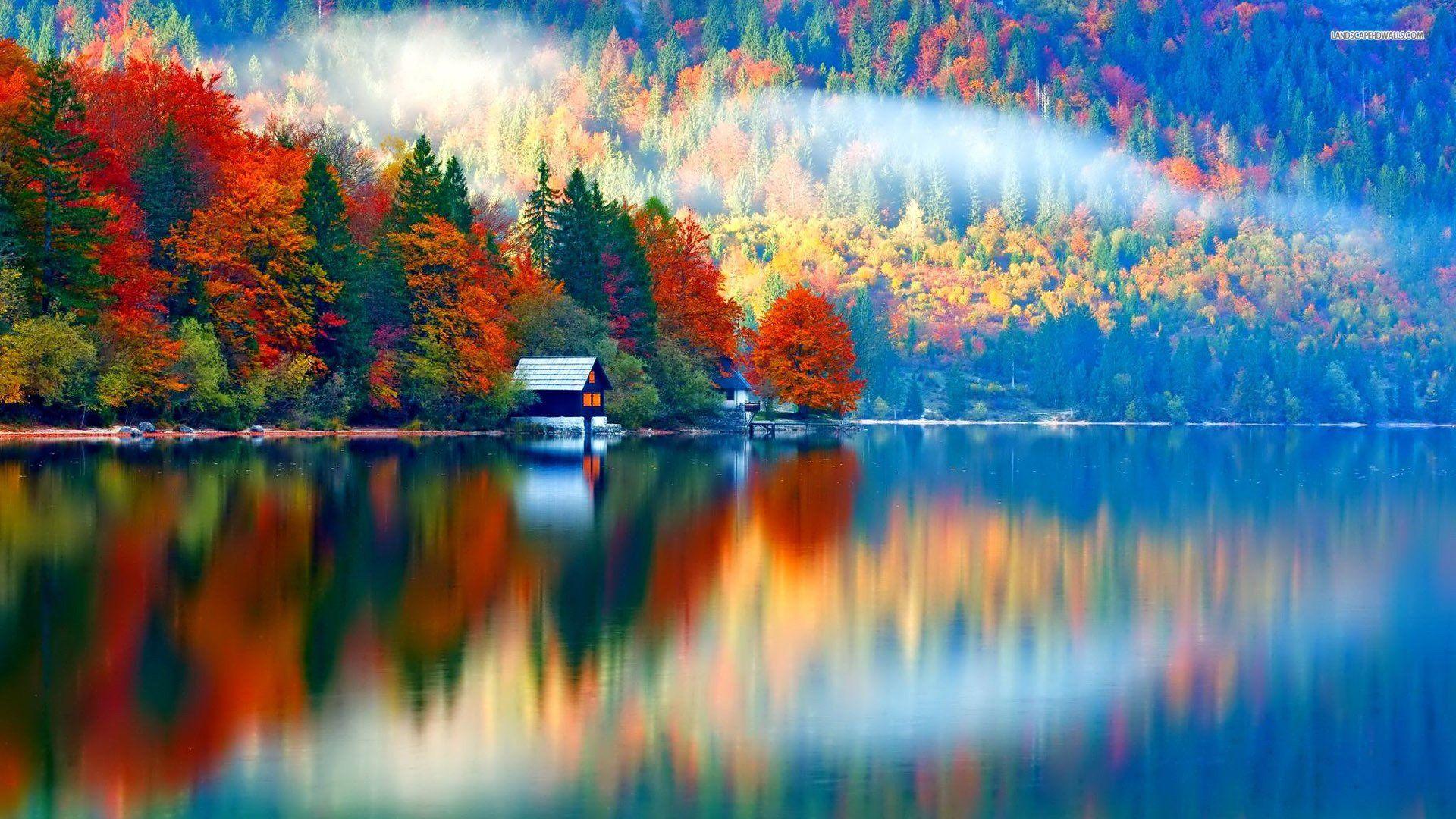 hd nature desktop backgrounds fall