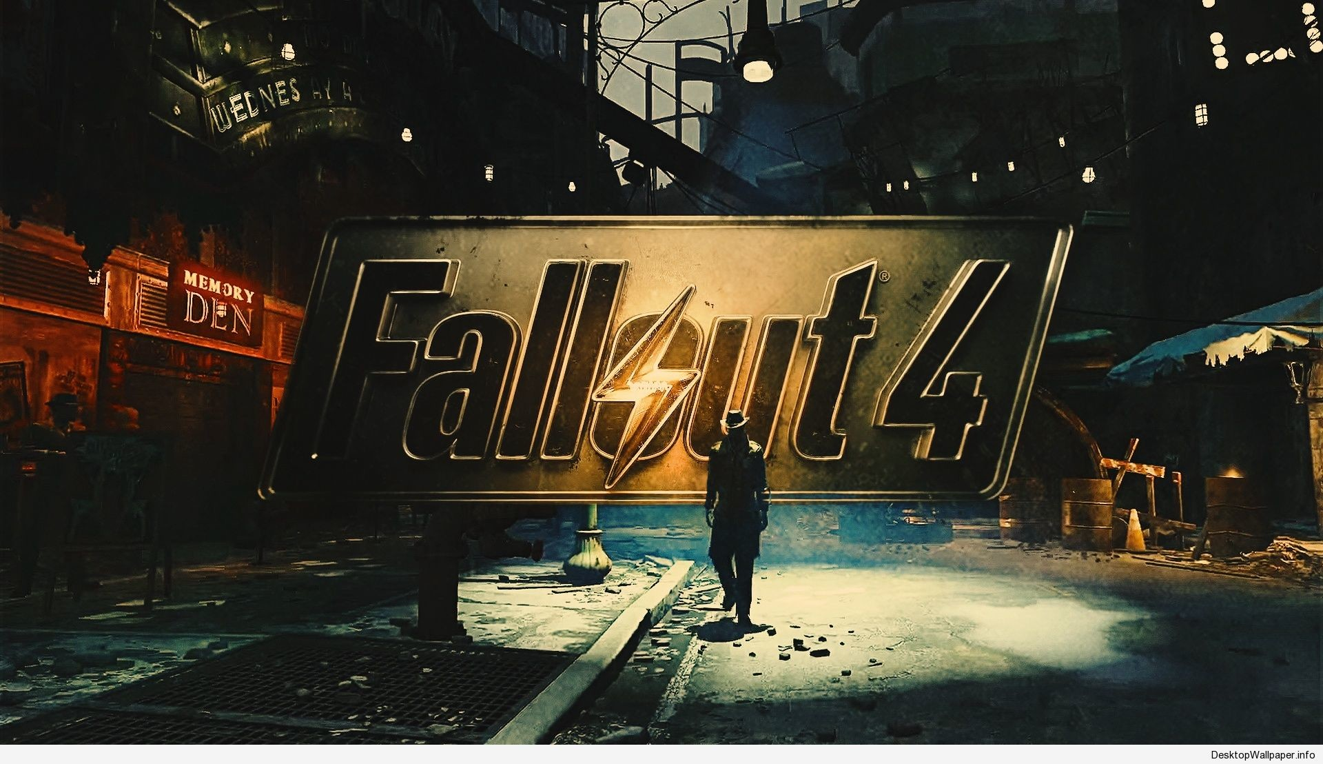mission impossible wallpaper, fallout 4 wallpaper