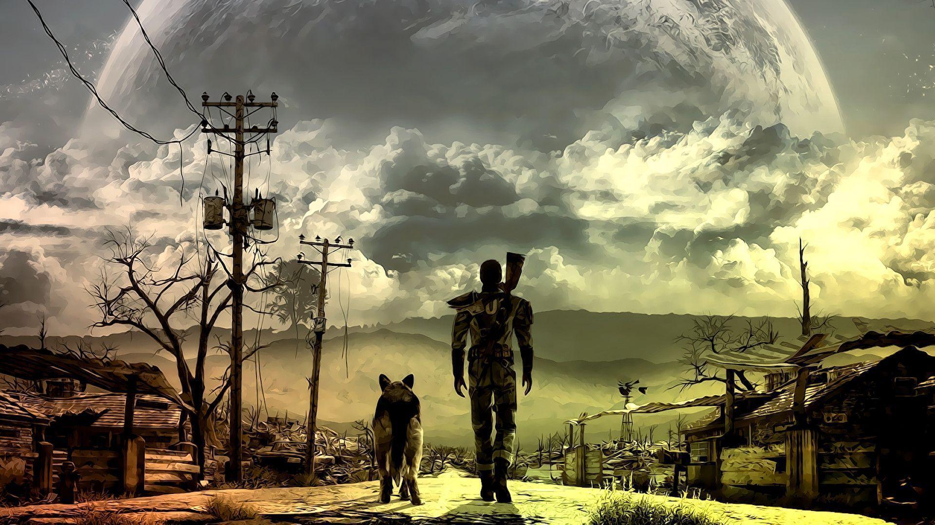 fallout wallpaper 2560x1440
