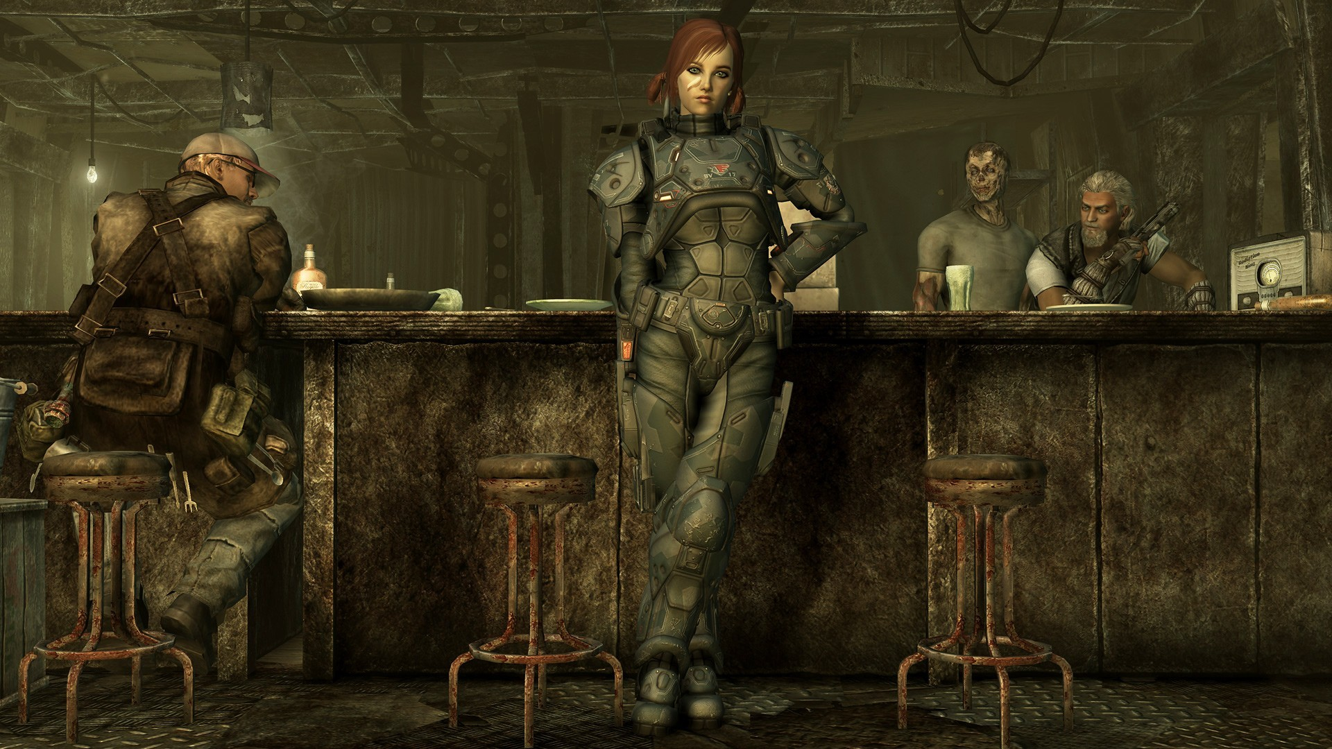 fallout girl wallpaper, mission impossible fallout hd wallpaper