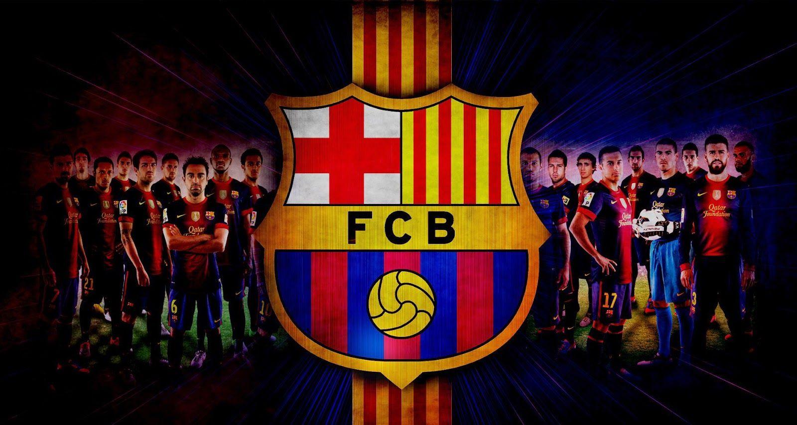 fc barcelona background