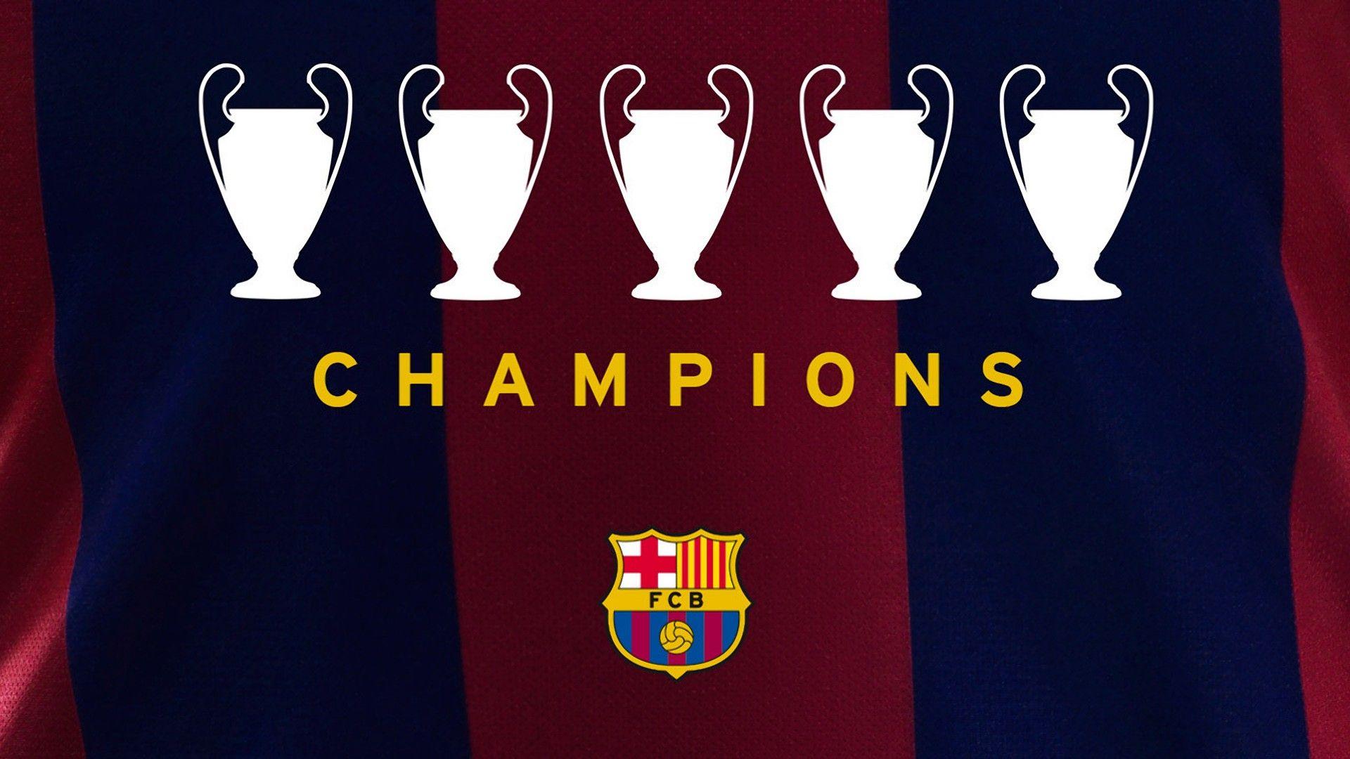 barcelona team wallpapers